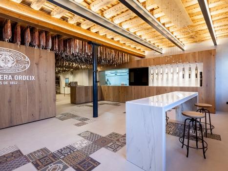 Projectes sandra soler studio vic barcelona - Casa riera ordeix vic ...